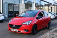 USED 2015 65 VAUXHALL CORSA 1.0 i Turbo ecoFLEX Limited Edition (s/s) 3dr