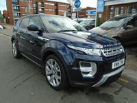 USED 2015 15 LAND ROVER RANGE ROVER EVOQUE 2.2 SD4 AUTOBIOGRAPHY 5d AUTO 190 BHP