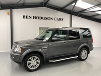 USED 2013 63 LAND ROVER DISCOVERY 3.0 4 SDV6 GS 5d AUTO 255 BHP
