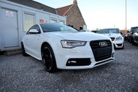 2012 AUDI A5 Black Edition 2.0 TDI 2dr ( 177 bhp ) £SOLD