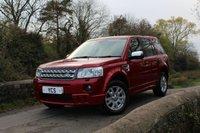 2011 LAND ROVER FREELANDER 2.2 SD4 XS 5d AUTO 190 BHP £14499.00