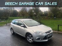 2014 FORD FOCUS 1.6 EDGE TDCI 95 5d 94 BHP £5990.00