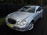 USED 2009 09 MERCEDES-BENZ E CLASS 3.0 E320 CDI AVANTGARDE 4d AUTO 222 BHP Leather+ Navigation,Bluetooth And Mercedes History