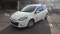 USED 2012 62 RENAULT CLIO 1.5 EXPRESSION PLUS DCI ECO2 3d 88 BHP £0 Annual Road Tax