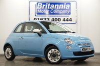 2015 FIAT 500 1.2 COLOUR THERAPY 3 DOOR 70 BHP £5390.00