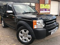 2006 LAND ROVER DISCOVERY 2.7 3 TDV6 GS 5d 188 BHP £7592.00