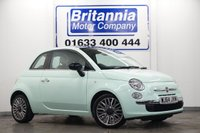 2014 FIAT 500 1.2 CULT SPECIAL EDITION £6290.00