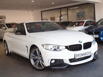 2014 BMW 4 SERIES 2.0 428I M SPORT 2d AUTO 242 BHP £19990.00
