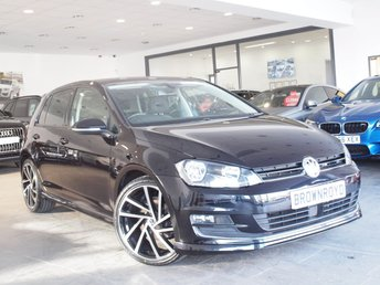 2013 VOLKSWAGEN GOLF 2.0 GT TDI BLUEMOTION TECHNOLOGY DSG 5d AUTO 148 BHP £11990.00