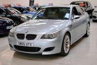2005 BMW M5 5.0 M5 4d AUTO 501 BHP £14995.00