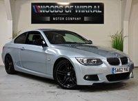 2012 BMW 3 SERIES 2.0 318I SPORT PLUS EDITION 2d 141 BHP £9980.00