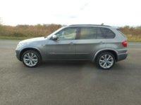 USED 2009 09 BMW X5 3.0 SD M SPORT 5d AUTO 282 BHP SAT NAV LEATHER PAN ROOF