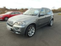 2009 BMW X5 3.0 SD M SPORT 5d AUTO 282 BHP SAT NAV LEATHER PAN ROOF £10491.00