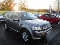 2013 LAND ROVER FREELANDER 2.2 TD4 XS 5d 150 BHP £SOLD