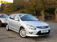 USED 2011 11 HYUNDAI I30 1.6 COMFORT CRDI 5d 113 BHP GENUINE LOW MILEAGE, FULL HISTORY AND A LONG MOT! VERY WELL TAKEN CAR OF, EXCELLENT CONDITION INSIDE AND OUT!