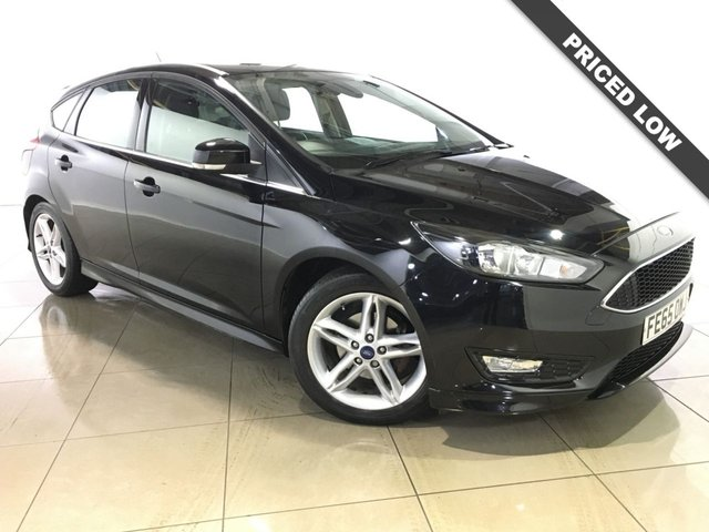 View our 2015 65 FORD FOCUS 1.5 ZETEC S NAV TDCI 5d 118 BHP
