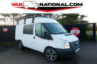 2013 FORD TRANSIT 2.2 280 SWB MEDIUM ROOF COMBI 6 SEATER VAN 100 BHP £7895.00