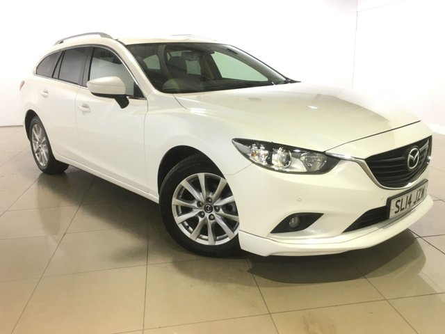 View our 2014 14 MAZDA 6 2.2 D SE-L NAV 5d 148 BHP