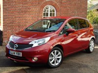 USED 2014 14 NISSAN NOTE 1.2 ACENTA DIG-S 5d AUTO 98 BHP