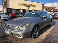 2010 MERCEDES-BENZ CLS CLASS 3.0 CLS350 CDI GRAND EDITION 4d AUTO 224 BHP £9995.00