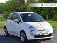 2010 FIAT 500 1.4 SPORT 3d  99 BHP £3795.00