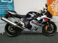 2007 SUZUKI GSXR 600 GSXR 600 K5  £3390.00