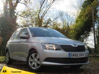 USED 2015 65 SKODA FABIA 1.0 S MPI 5d **ECONOMICAL 5 DOOR HATCHBACK**