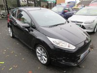 USED 2014 14 FORD FIESTA 1.0 ZETEC S 3d 124 BHP **FULL SERVICE HISTORY..JUST ARRIVED..BUY NOW PAY LATER FINANCE AVAILABLE..