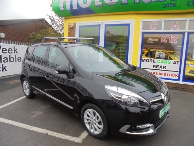 USED 2014 64 RENAULT SCENIC 1.5 DYNAMIQUE TOMTOM ENERGY DCI S/S 5d 110 BHP 12 MONTHS MOT.. 6 MONTHS WARRANTY... FINANCE AVAILABLE