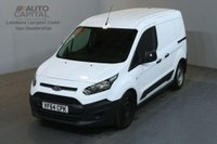 USED 2015 64 FORD TRANSIT CONNECT 1.6 200 75 BHP L1 H1 SWB LOW ROOF VAN ONE OWNER FULL S/H SPARE KEY