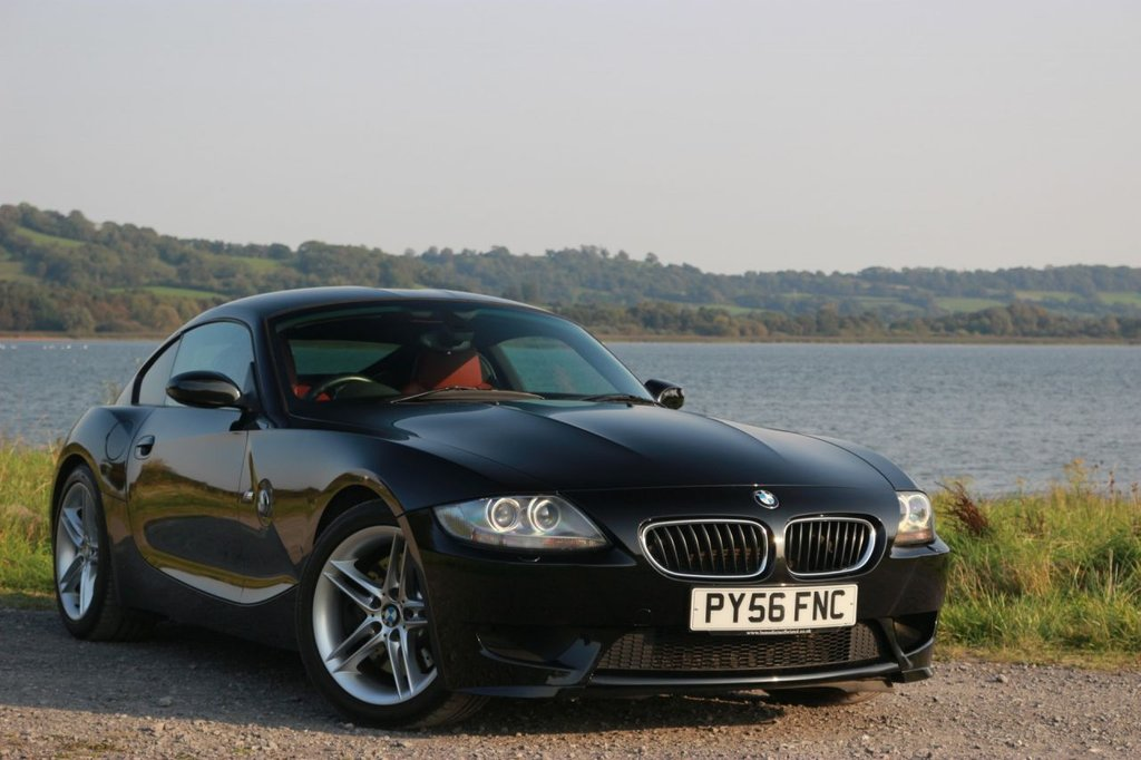 USED 2006 56 BMW Z4 3.2 Z4 M COUPE 2d 338 BHP