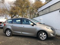 USED 2011 11 RENAULT SCENIC 1.6 DYNAMIQUE TOMTOM VVT 5d 109 BHP