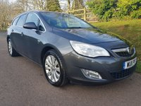 USED 2011 11 VAUXHALL ASTRA 2.0 SE CDTI 5d 157 BHP **LOVELY CONDITION**SMOOTH DRIVE**FULL HISTORY**
