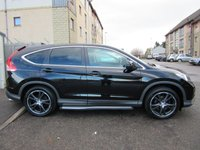USED 2014 64 HONDA CR-V 2.2 I-DTEC BLACK EDITION 5d 148 BHP