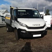 USED 2016 16 IVECO DAILY S/C TIPPER 2.3126 BHP PANEL VAN