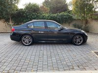 USED 2016 16 BMW 3 SERIES 3.0 330D M SPORT 4d AUTO 255 BHP RED LEATHERS, XENONS, 6M WARRANTY, FINANCE, NEW SERVICE