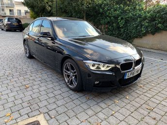 2016 BMW 3 SERIES 3.0 330D M SPORT 4d AUTO 255 BHP £15995.00