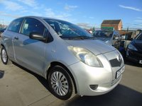 2006 TOYOTA YARIS 1.0 T2 VVT-I LOW MILES IMMACULATE CONDITION £2100.00
