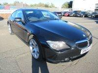 USED 2004 04 BMW 6 SERIES 4.4 645CI 2d AUTO 329 BHP