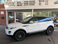 USED 2015 15 LAND ROVER RANGE ROVER EVOQUE 2.2 SD4 PURE TECH 5d 190 BHP LAND ROVER RANGE ROVER EVOQUE 2.2 SD4 PURE TECH 5d 190 BHP