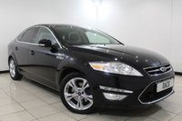 USED 2014 14 FORD MONDEO 2.0 TITANIUM X BUSINESS EDITION TDCI 5DR AUTOMATIC 161 BHP Sat Nav Full Service History FULL SERVICE HISTORY + LEATHER SEATS + SATELLITE NAVIGATION + PARKING SENSOR + BLUETOOTH + CRUISE CONTROL + CLIMATE CONTROL + MULTI FUNCTION WHEEL + 17 INCH ALLOY WHEELS