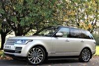 USED 2013 13 LAND ROVER RANGE ROVER 4.4 SDV8 VOGUE SE 5d AUTO 339 BHP
