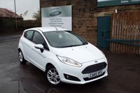 USED 2016 65 FORD FIESTA 1.0 ZETEC 5d 99 BHP ONE Owner ZERO Rate Road Tax