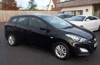 2014 HYUNDAI I30 1.6 CRDI ACTIVE BLUE DRIVE 5d 109 BHP £20.00 PER YEAR ROAD TAX £6750.00