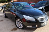 USED 2012 62 VAUXHALL INSIGNIA 1.8 SRI 5d 138 BHP **** EXCELLENT LOW MILEAGE INSIGNIA WITH 2 OWNERS FROM NEW ****