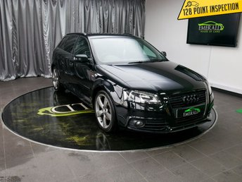 2012 AUDI A3 2.0 SPORTBACK TDI S LINE SPECIAL EDITION 5d 138 BHP £9700.00