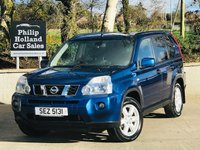 USED 2008 NISSAN X-TRAIL 2.0 SPORT DCI 5d 148 BHP 4x4 Panoramic roof, Bluetooth, Cruise control, Detachable Towbar
