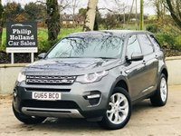 2015 LAND ROVER DISCOVERY SPORT 2.0 TD4 HSE 5d AUTO 180 BHP 7 SEATS £25995.00