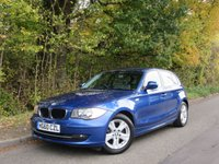 USED 2010 60 BMW 1 SERIES 2.0 118D SE 5d 141 BHP