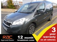 USED 2017 67 PEUGEOT PARTNER 850 L1 1.6 BlueHDI Professional 100ps LOOK PACK